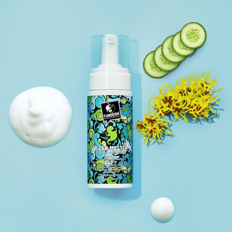 CLEAN MASTER FOAM   Gentle cleansing foam 150ML